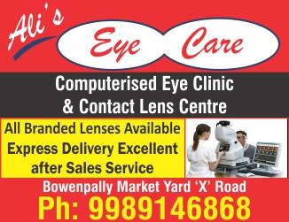 b8e29ce99f0 Ali s Eye Care - Bowenpally - Spectacles